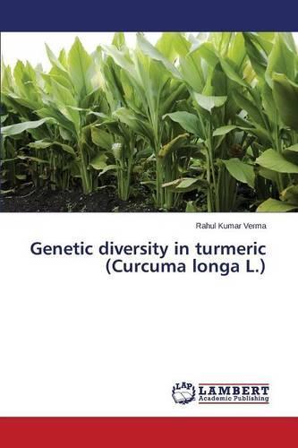 Genetic Diversity in Turmeric (Curcuma Longa L.) (Paperback)