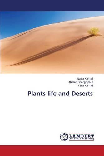 Plants Life and Deserts (Paperback)