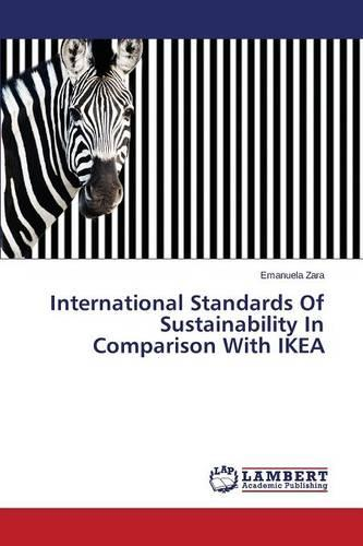 International Standards of Sustainability in Comparison with Ikea (Paperback)