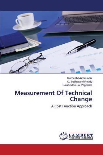 Measurement of Technical Change (Paperback)
