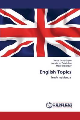 English Topics (Paperback)