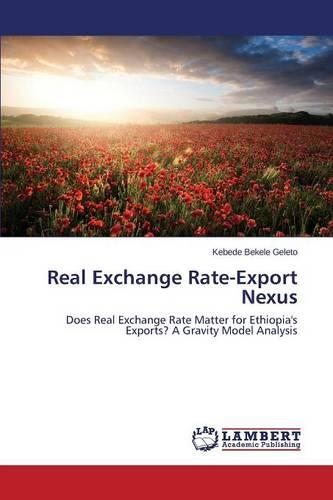 Real Exchange Rate-Export Nexus (Paperback)