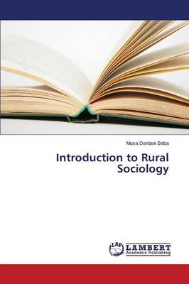 Introduction to Rural Sociology (Paperback)