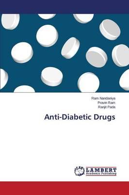Anti-Diabetic Drugs (Paperback)