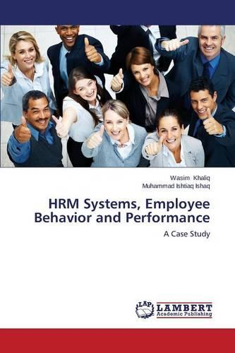 Hrm Systems, Employee Behavior and Performance (Paperback)