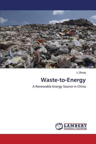 Waste-To-Energy (Paperback)