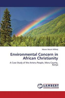 Environmental Concern in African Christianity (Paperback)