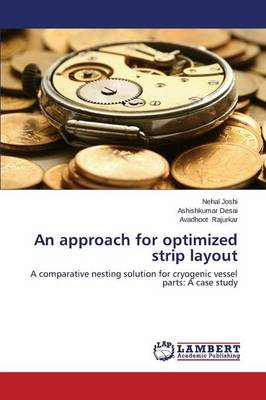 An Approach for Optimized Strip Layout (Paperback)