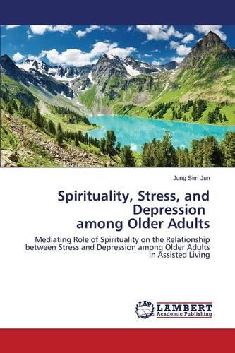 Spirituality, Stress, and Depression Among Older Adults (Paperback)