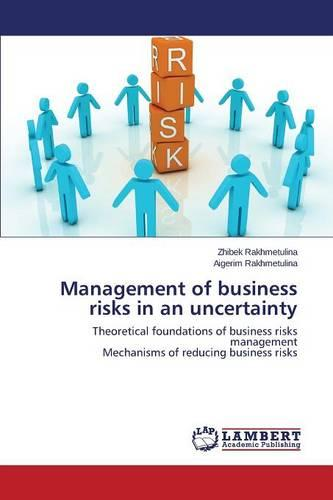 Management of Business Risks in an Uncertainty (Paperback)