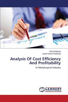 Analysis of Cost Efficiency and Profitability (Paperback)