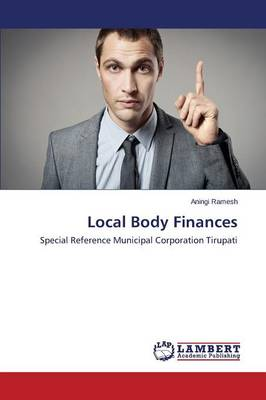 Local Body Finances (Paperback)