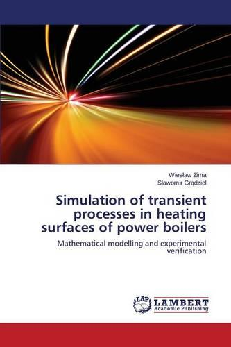 Simulation of Transient Processes in Heating Surfaces of Power Boilers (Paperback)