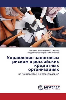 Upravlenie Zalogovym Riskom V Rossiyskikh Kreditnykh Organizatsiyakh (Paperback)