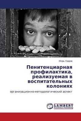 Penitentsiarnaya Profilaktika, Realizuemaya V Vospitatel'nykh Koloniyakh (Paperback)