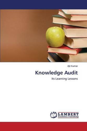 Knowledge Audit (Paperback)