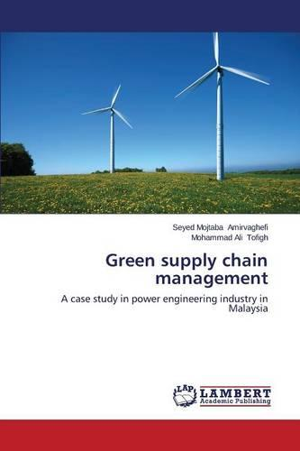 Green Supply Chain Management (Paperback)