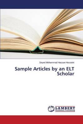 Sample Articles by an ELT Scholar (Paperback)