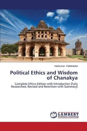 Political Ethics and Wisdom of Chanakya (Paperback)