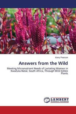 Answers from the Wild (Paperback)