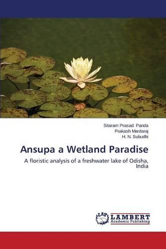 Ansupa a Wetland Paradise (Paperback)
