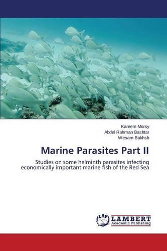 Marine Parasites Part II (Paperback)