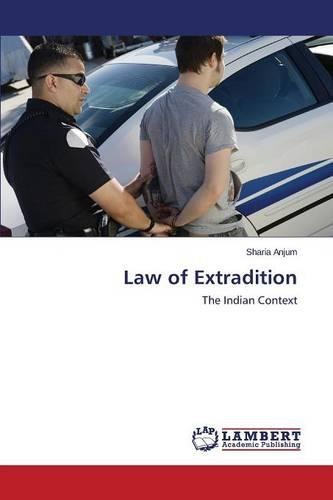 Law of Extradition (Paperback)