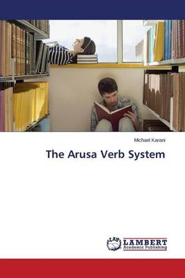 The Arusa Verb System (Paperback)