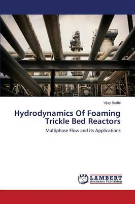Hydrodynamics of Foaming Trickle Bed Reactors (Paperback)
