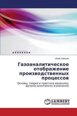 Gazoanaliticheskoe Otobrazhenie Proizvodstvennykh Protsessov (Paperback)