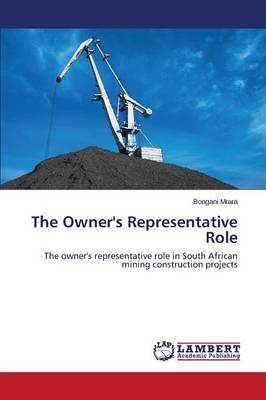 The Owner's Representative Role (Paperback)