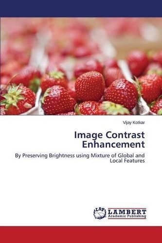 Image Contrast Enhancement (Paperback)