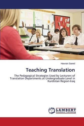 Teaching Translation (Paperback)
