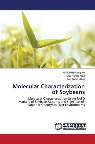 Molecular Characterization of Soybeans (Paperback)