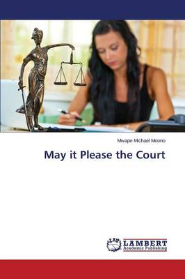 May It Please the Court (Paperback)