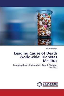Leading Cause of Death Worldwide: Diabetes Mellitus (Paperback)