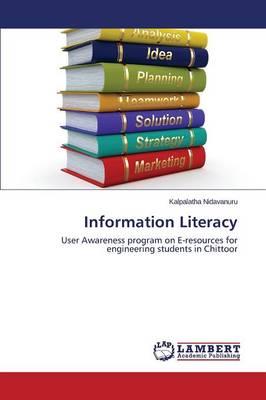 Information Literacy (Paperback)