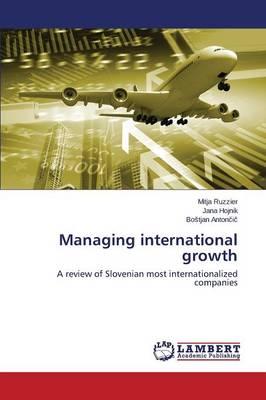 Managing International Growth (Paperback)