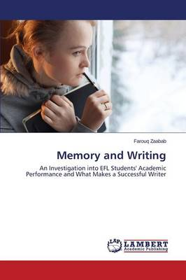 Memory and Writing (Paperback)