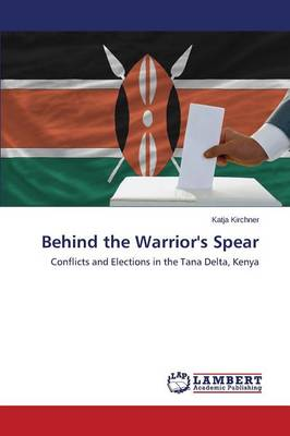 Behind the Warrior's Spear (Paperback)