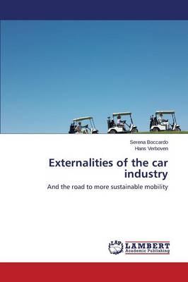 Externalities of the Car Industry (Paperback)