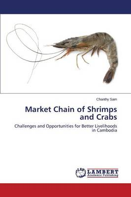 Market Chain of Shrimps and Crabs (Paperback)