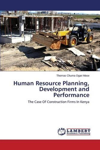 Human Resource Planning, Development and Performance (Paperback)