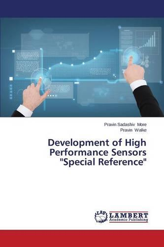 Development of High Performance Sensors Special Reference (Paperback)