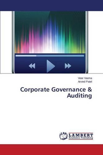 Corporate Governance & Auditing (Paperback)