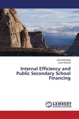 Internal Efficiency and Public Secondary School Financing (Paperback)