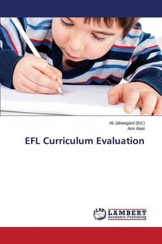 Efl Curriculum Evaluation (Paperback)