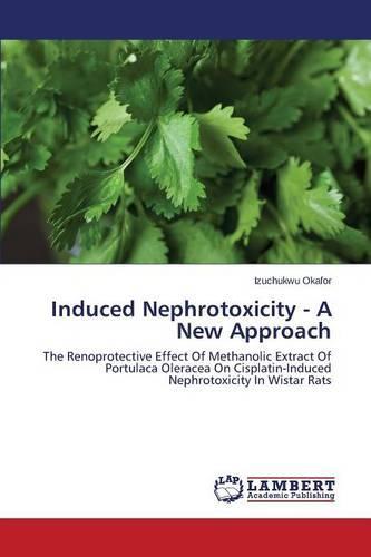 Induced Nephrotoxicity - A New Approach (Paperback)