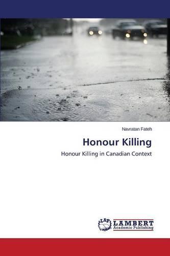 Honour Killing (Paperback)