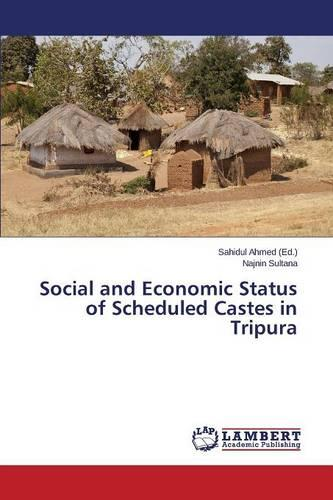 Social and Economic Status of Scheduled Castes in Tripura (Paperback)